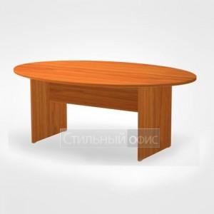 Стол для заседаний овальный для офиса