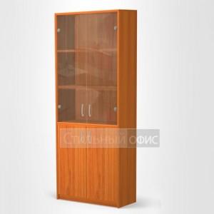 Шкаф для бумаг для офиса ШБ-3 + А5