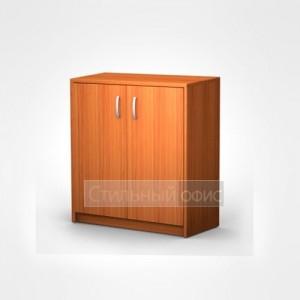 Шкаф для бумаг для офиса СБ-37 + ДВ-45