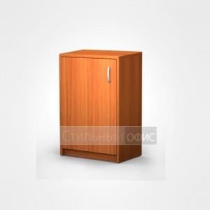 Шкаф для бумаг с дверью для офиса СБ-38 + ДВ-46