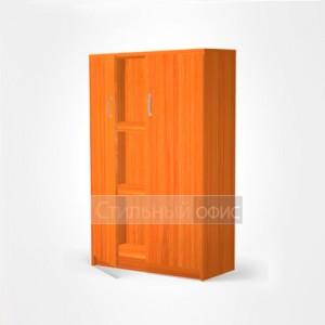 Шкаф для бумаг для офиса СБ-60 + ДВ-60