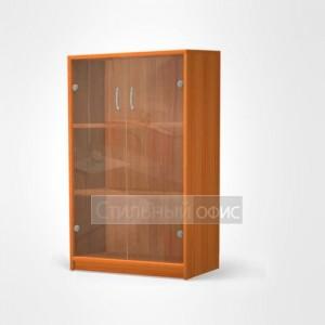 Шкаф для бумаг для офиса СБ-60 + А5
