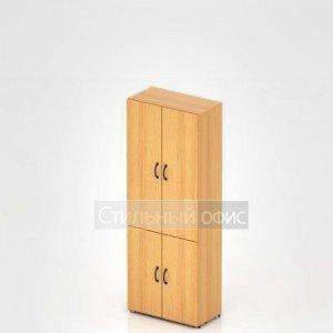 Шкаф высокий закрытый для офиса