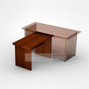 Стол офисный приставной для руководителя