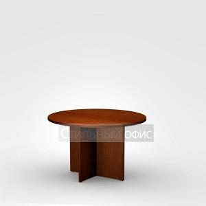 Стол для переговоров круглый для офиса