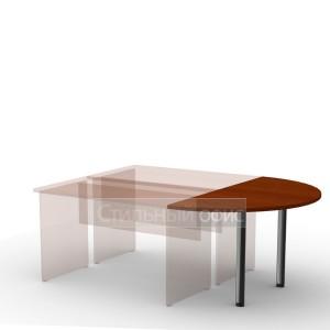 Приставка для переговорного стола для офиса