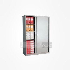 Металлический шкаф для офиса AMT 1812 Промет