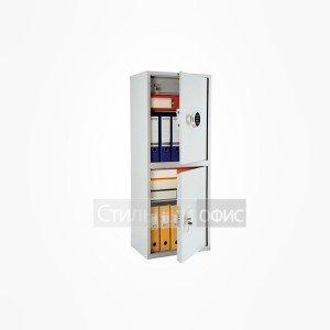 Бухгалтерский шкаф для офиса SL-125/2Т EL Промет