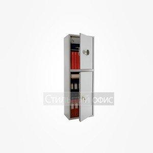Бухгалтерский шкаф для офиса SL-150/2Т EL Промет