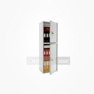 Бухгалтерский шкаф для офиса SL-150/2Т Промет