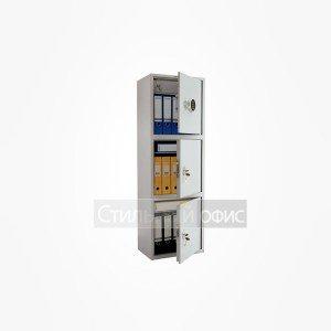 Бухгалтерский шкаф для офиса SL-150/3Т EL Промет