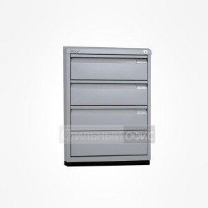 Металлический шкаф с ящиками MS4E