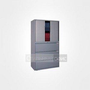 Металлический шкаф для офиса