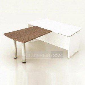Брифинг-приставка к столу руководителя К18 Монолит