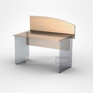 Экран для офисного стола 120