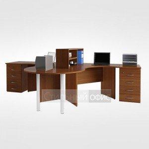 Мебель для персонала 22.17.х 2 шт + 22.22.х + 22.35.х 2 шт + 22.63.х + 22.40.1 2 шт + 22.73.8 2 шт