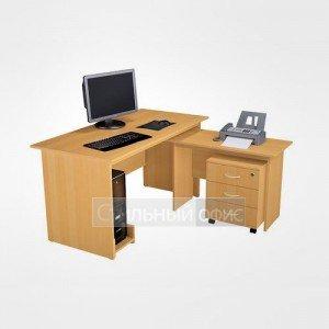 Мебель в офис для персонала 21.01.х + 21.03.х + 21.25.х + 21.18.х