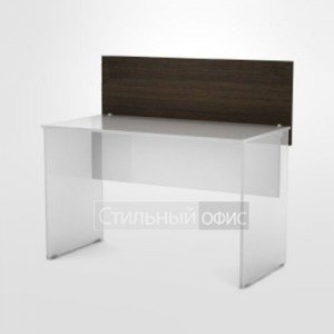 Экран офисный для стола 1200 3БР.002 Алсав