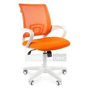 Кресло офисное для персонала 696 white