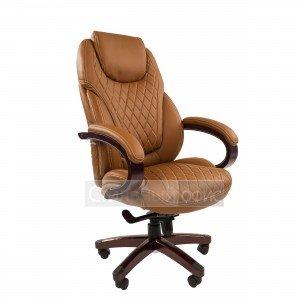Кресло офисное для руководителя CHAIRMAN 406 Chairman