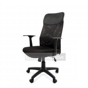 Кресло офисное для руководителя CHAIRMAN 610 LT Chairman