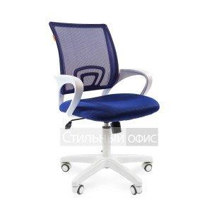 Кресло офисное для персонала CHAIRMAN 696 white Chairman