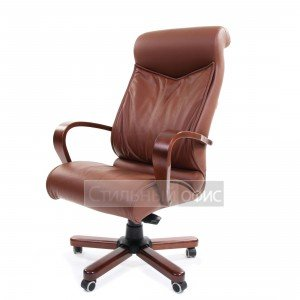 Кресло офисное для руководителя Chairman 420 WD Chairman