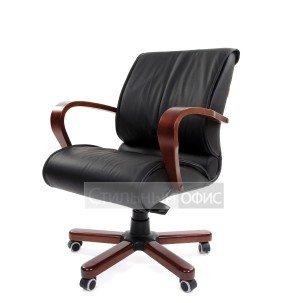 Кресло офисное для руководителя CHAIRMAN 444 WD Chairman