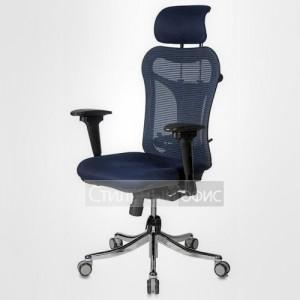 Кресло руководителя CH-999ASX/TW Бюрократ