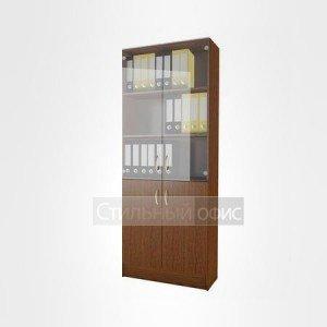 Шкаф офисный высокий 21.05.х + 21.12.х + 21.13.1
