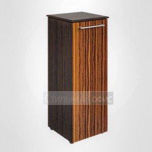 Шкаф средний узкий закрытый правый офисный для руководителя MMC 42.1 R