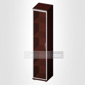 Офисный шкаф для документов высокий со стеклом 41.39.х 41.48.х