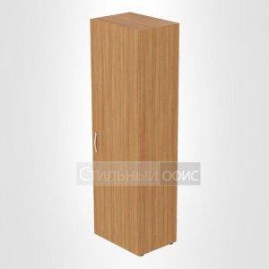 Шкаф для одежды с выдвижной штангой в кабинет руководителя 40.23