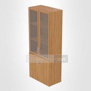 Шкаф-витрина в кабинет руководителя 40.24