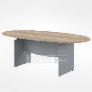 Стол переговорный прямой офисный для сотрудников