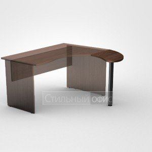 Приставка к офисному столу 45x52
