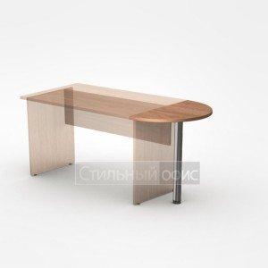 Приставка к офисному столу 72х40