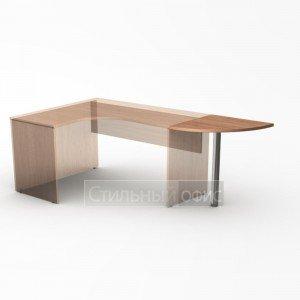 Приставка к офисному столу 60х60
