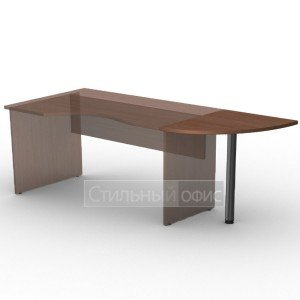 Приставка к офисному столу 60x72