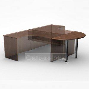 Приставка к офисному столу 120x60