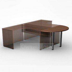 Приставка к офисному столу 122x61