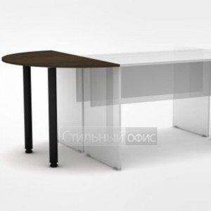 Приставка полукруглая на два стола 3СЭ.010