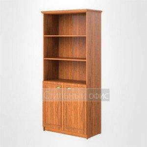Шкаф высокий широкий полузакрытый офисный для руководителя RHC 89.5 Skyland