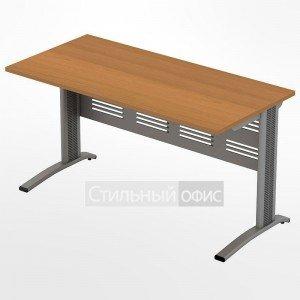Стол офисный на металлокаркасе