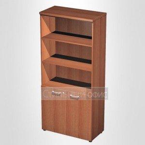 Шкаф для документов полузакрытый в офис для кабинета руководителя 0782
