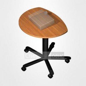 Стол офисный для проектора с регулировкой высоты