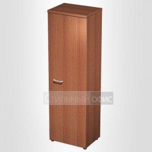 Шкаф для одежды узкий в офис для кабинета руководителя 789