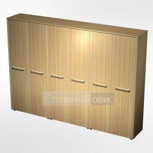 Шкаф для документов закрытый в кабинет руководителя МЕ 379 Сторосс