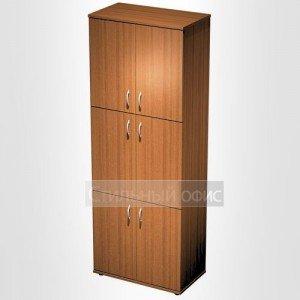 Шкаф офисный для документов 6- дверный