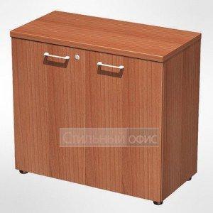 Шкаф для документов низкий закрытый в офис для кабинета руководителя 752